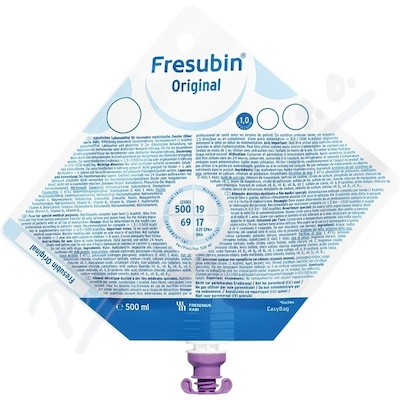 Fresubin Original neutral por.sol.15x500ml