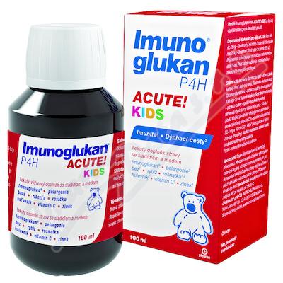 Imunoglukan P4H ACUTE! KIDS 100ml