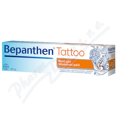 Bepanthen Tattoo mast 30g