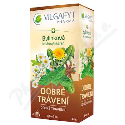 Megafyt Bylinková lékárna Dobré trávení 20x1.5g
