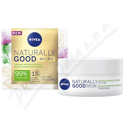 NIVEA Naturally Good den.kr.pr.vráskám 50ml 86728