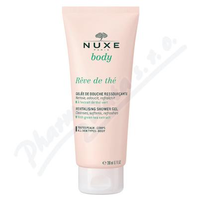 NUXE Reve De Thé Revitalizační sprchový gel 200ml
