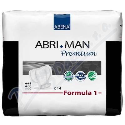 Inkont.vlož.Abri Man Prem. Formula 1 pro muže 14ks