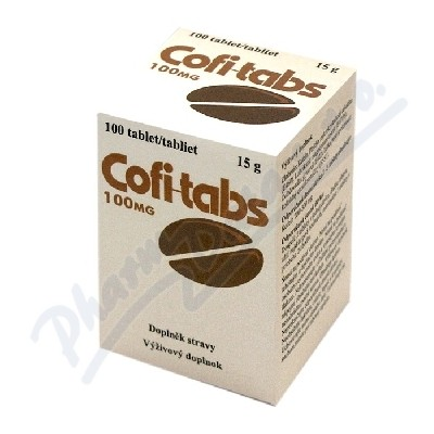 Coffi tabs tbl.100