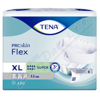 TENA Flex Super X-Large ink.kalh.s pásem30ks724430