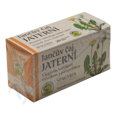 Jančův čaj jaterní 20 nálevových sáčků