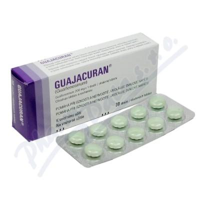Guajacuran drg.30x200mg(blistr)