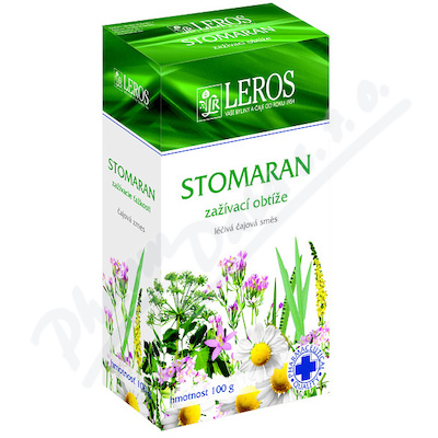 LEROS Stomaran spc.1x100g I sypaný