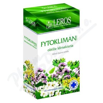 LEROS Fytokliman Planta spc.20x1.5g I sáčky