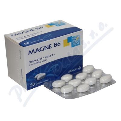 Magne B6 tbl.obd.50