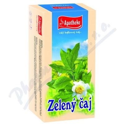 Apotheke Zelený čaj 20x1.5g