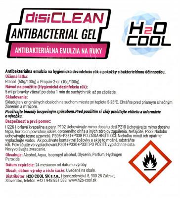 Antibakteriální gel na ruce 10l