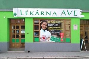 Osobní odběr - Zábřeh na Moravě - Lékárna AVE
