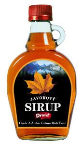 Javorový sirup (Grande A Amber Rich Taste) 250ml