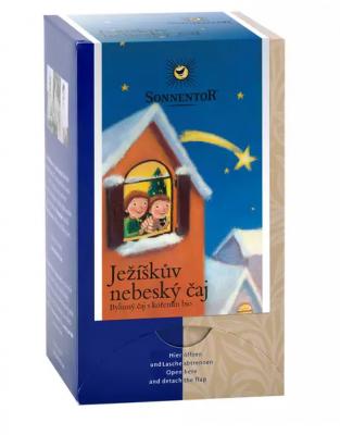 Sonnentor Ježíškův nebeský čaj BIO