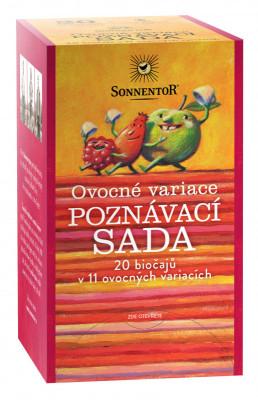 Sonnentor Ovocné variace - poznávací sada