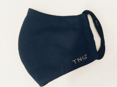 TNG Nano textilní rouška, velikost M, tmavě modrá