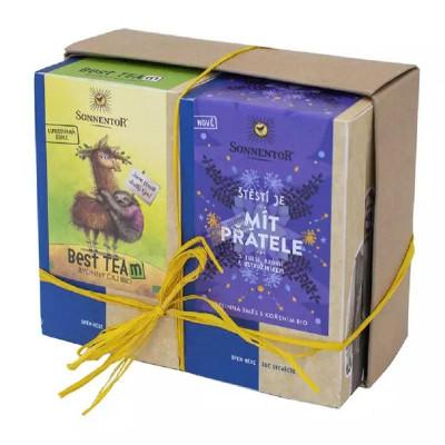Sonnentor Dárkové balení 2 čajů - Přátelství
