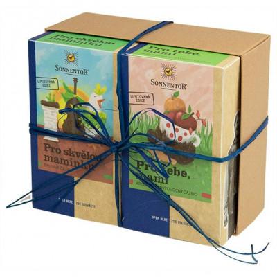 Sonnentor Dárkové balení 2 čajů – Pro maminku