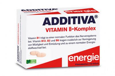 Additiva B-Komplex - 60 tbl