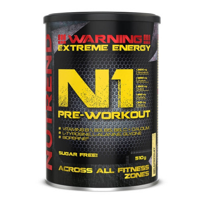 Nutrend N1 Pre-workout 510g  grep