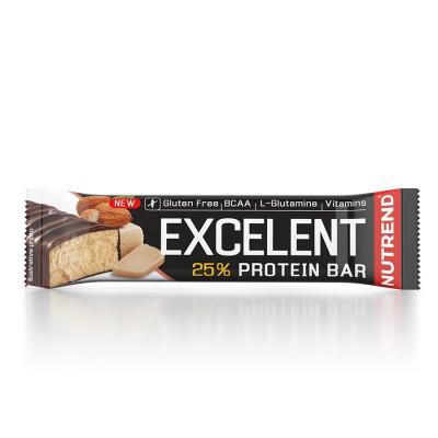 Nutrend Excelent Protein Bar 85g marzipán s mandlí