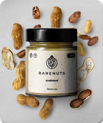 BARENUTS Arašídové máslo 330g