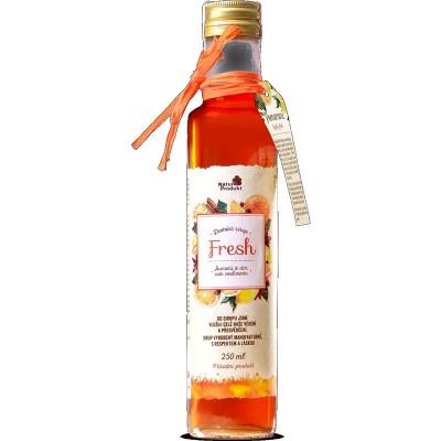 NATURPRODUKT Sirup FRESH - 250 ml