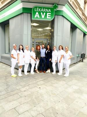Lékárna AVE nyní i v Brně