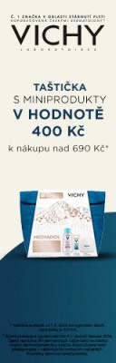 Vichy taštička zdarma