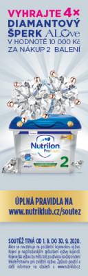 Soutěž s Nutrilonem