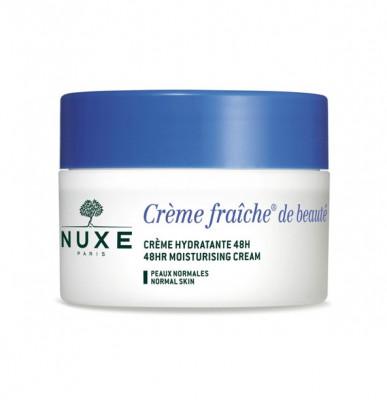NUXE Creme Fraiche Hydratační péče 48h PNM 50ml