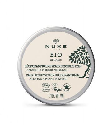 NUXE BIO 24h balzámový deodorant pro cit.pokož.50g
