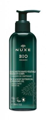 NUXE BIO Čisticí rost.olej na obličej a tělo 200ml