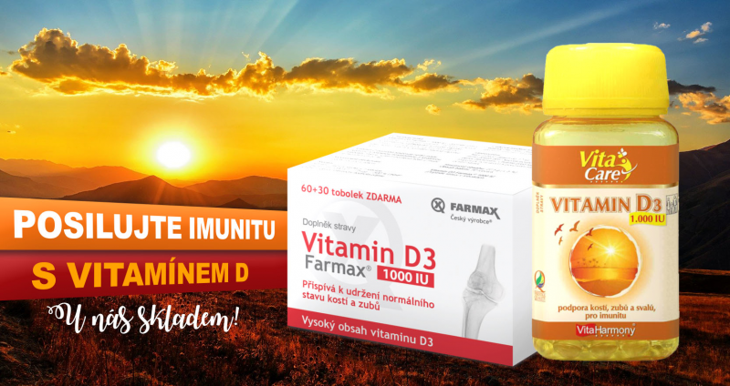 Opomíjený vitamín D