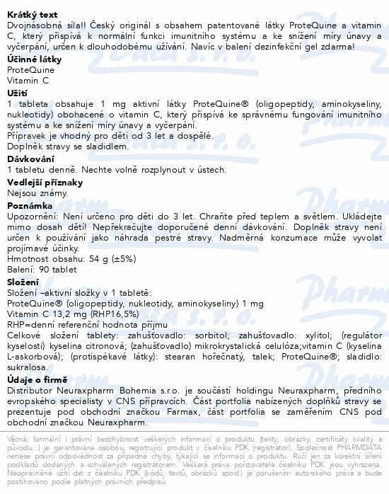 Preventan® Clasic 90 tablet + Noviral dezinfekční gel na ruce 60 ml