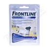 Frontline Spot On Dog S 1x1 pipeta 0.67 ml