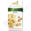 Čokoláda HEIDI Grand´or whole hazel.white 100g