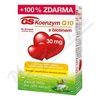 GS Koenzym Q10 30mg 30+30 tablet zdarma