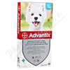 Advantix pro psy spot-on od 4-10kg 1x1ml