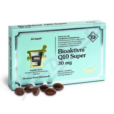 Bioaktivní Q10 Super 60 kapslí