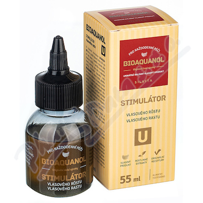 Bioaquanol U stimulátor vlasového růstu 55ml