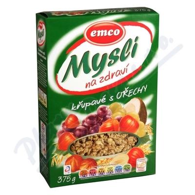 EMCO Mysli křupavé s ořechy 375g