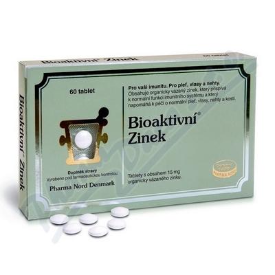 Bioaktivní Zinek 60 tablet