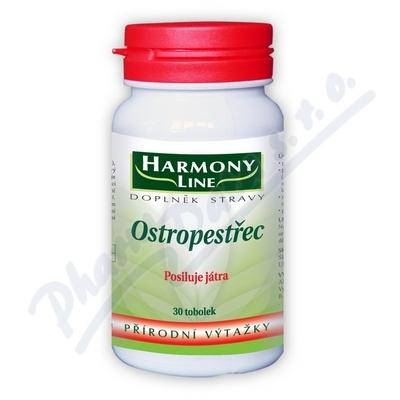 Harmony Line ostropestřec 30 tobolek