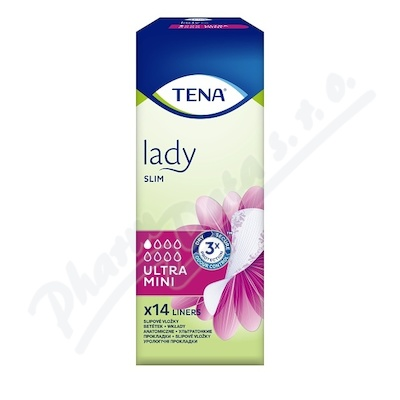 Inkontinenční vložky TENA Lady Ultra Mini 14ks