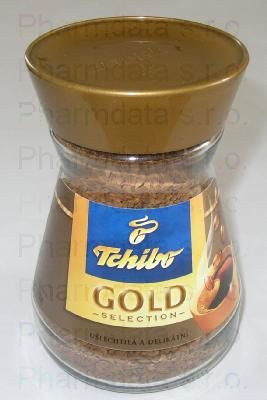 Tchibo Gold Selection 200g instantní káva