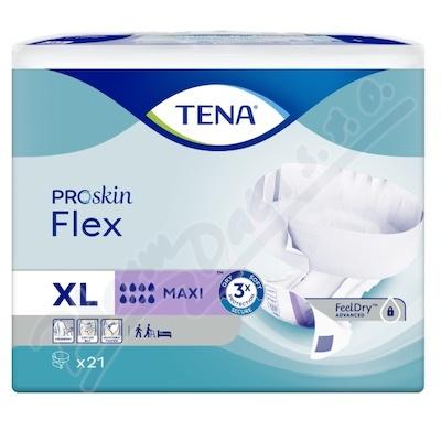 Inkontinenční kalhotky TENA Flex Maxi XL 21ks