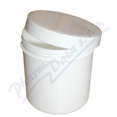 Kelímek s šroubovacím víčkem 250ml/200g bílý Červenková