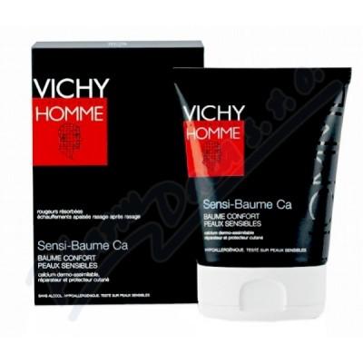 VICHY HOMME Sensi-Baume Ca 75ml k nákupu nad 690,- taštička zdarma